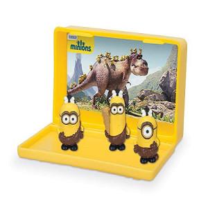 Minions Movie Minion Cro Minion Playset