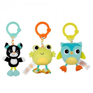 Bright Starts Take N Shake Rattle - (Colors/Styles Vary)