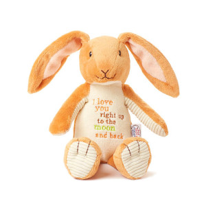 Kids Preferred Guess How Much I Love You Nutbrown Hare Bean Bag