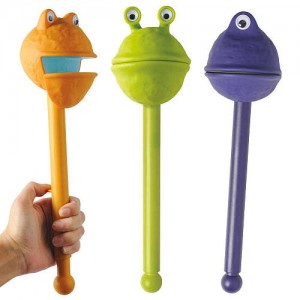 Educational Insights Puppet on a Stick - Set of 3