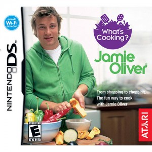 What's Cooking - Jamie Oliver for Nintendo DS
