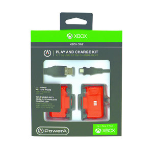 PowerA Play and Charge Kit for Xbox One