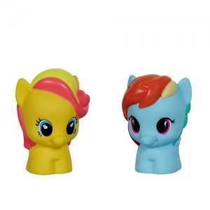 Playskool Friends My Little Pony Figure Two-Pack with Rainbow Dash and Bumblesweet