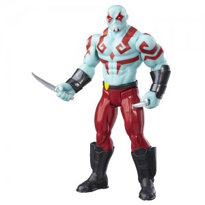 Marvel Guardians of the Galaxy 6 inch Action Figure - Drax
