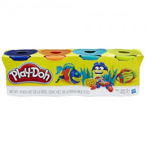 Play-Doh Classic Colors - 4-Pack