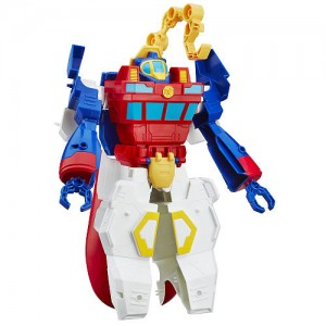 Playskool Heroes Transformers Rescue Bots 2.5 Inch Figure - Deep Water Rescue High Tide