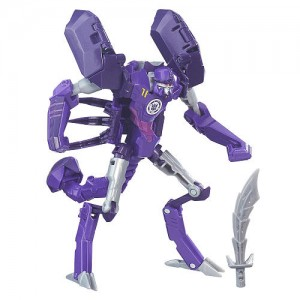 Transformers: Robots in Disguise Warrior Class 5 inch Action Figure - Paralon