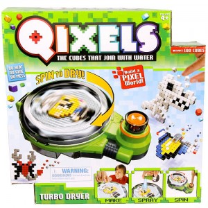 Moose Toys Qixels Turbo Dryer