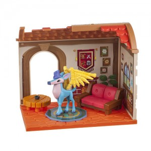 Animal Jam Core Friends - Small House Den with Pet Winged Deer