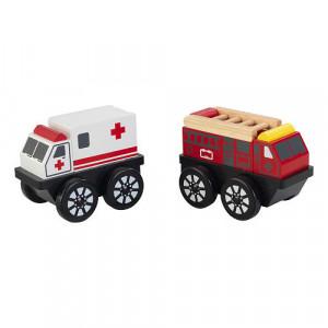 KidKraft Vehicle Rescue Playset