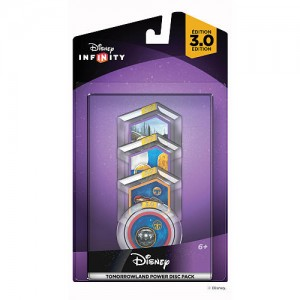 Disney Infinity 3.0 Edition: Tomorrowland Power Disc Pack