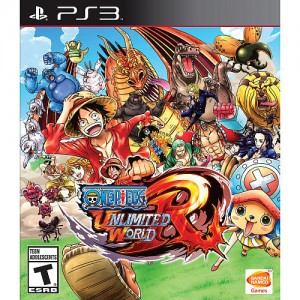 One Piece Unlimited World Red for Sony PS3