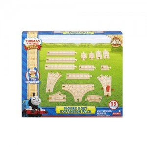 Wooden Railway Figure 8 Expansion Pack