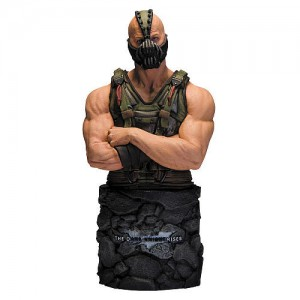 Batman The Dark Knight Rises Collectible Bust - Bane