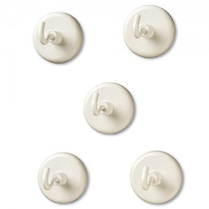 Learning Resources Magnetic Hooks, Set of 5