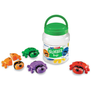 Learning Resources Snap N Learn Number Bugs