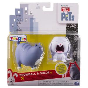 The Secret Life of Pets Vinyl Figure - Snowball and Chloe