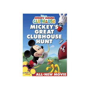 Disney Mickey Mouse Clubhouse: Mickey's Great Clubhouse Hunt DVD