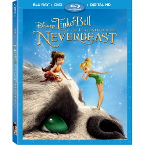 Tinker Bell and the Legend of the NeverBeast Blu-Ray (Blu-Ray/DVD/Digital HD)