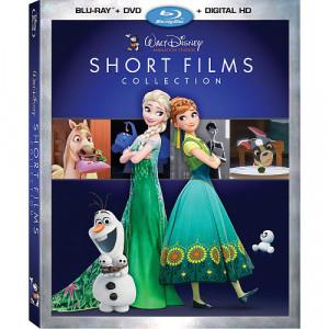 Walt Disney Animation Studios: Short Films Collections Blu-Ray (Blu-Ray/DVD/Digital HD)