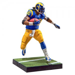 McFarlane Toys NFL Madden 2017 Ultimate Team Series 1 7 inch Action Figure - Todd Gurley