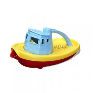 Green Toys Tug Boat Blue