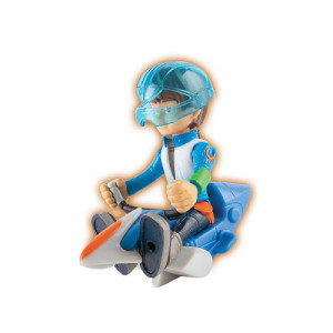 Miles From Tomorrowland 3 inch Figure-Super Stellar Miles