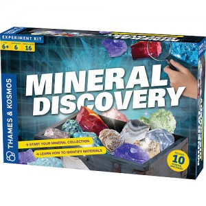 Thames & Kosmos Mineral Discovery Science Kit