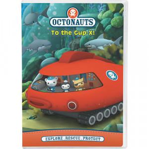 The Octonauts: Octonauts To The Gup-X DVD