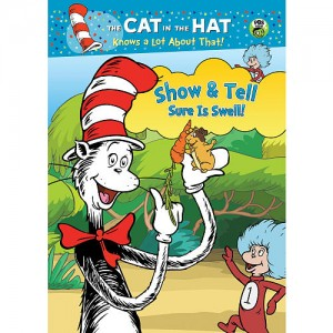 The Cat In The Hat: Show and Tell Sure is Swell DVD