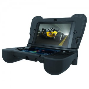 dreamGEAR Comfort Grip for New Nintendo 3DS XL - Black