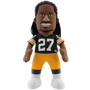 NFL Player Packers 10 Inch Plush Figure - Eddie Lacy