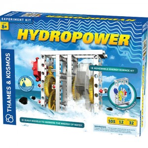Thames & Kosmos Hydropower Renewable Energy Science Kit
