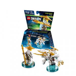 LEGO Dimensions, Ninjago Sensei Wu Fun Pack