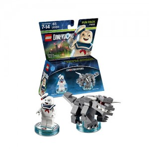 LEGO Dimensions Ghostbusters Fun Pack - Stay Puft/Terror Dog