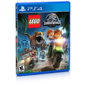 LEGO Jurassic World for Sony PS4