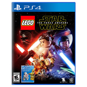 LEGO Star Wars: The Force Awakens for Sony PS4