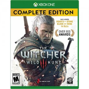 The Witcher 3: Wild Hunt Complete Edition for Xbox One