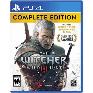 The Witcher 3: Wild Hunt Complete Edition for Sony PS4