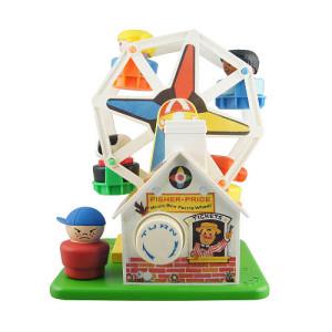 Fisher-Price Musical Ferris Wheel