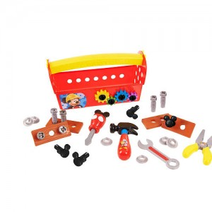 Mickey Mouse Clubhouse Mickey Handy Helper Tool Box
