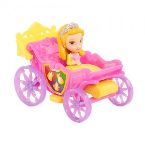 Disney Junior Sofia the First and Friends Carriages - Amber