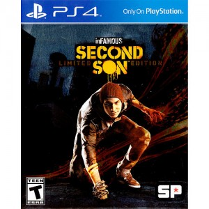 Pre-Owned inFAMOUS Second Son for Sony PS4