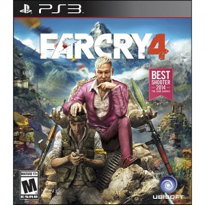 Preowned Far Cry 4 for Sony PS3