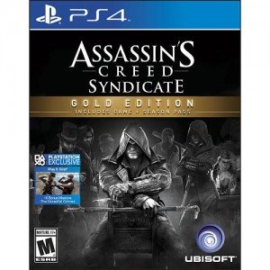 Assassin's Creed Syndicate GOLD Ed For Sony PS4