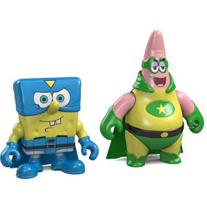 Fisher-Price Imaginext SpongeBob Super Hero SpongeBob and Patrick