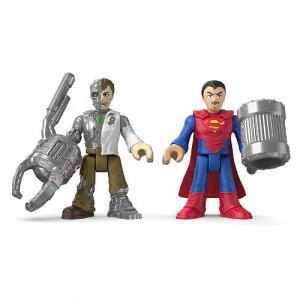 Fisher-Price Imaginext DC Super Friends Superman & Metallo