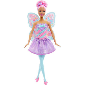 Barbie Fairy Candy Fashion Doll (Colors/Styles May Vary)