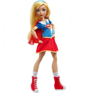 DC Comics Super Hero Girls 12 inch Action Figure - Supergirl (Colors/Styles May Vary)