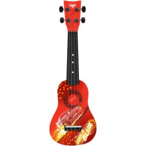 First Act Disney Cars Mini Guitar CR285, Red